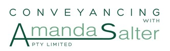 Amanda Salter Licensed Conveyancer